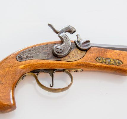 broń czarnoprochowa