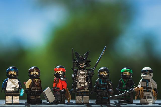 Lego Ninjago Zestawy